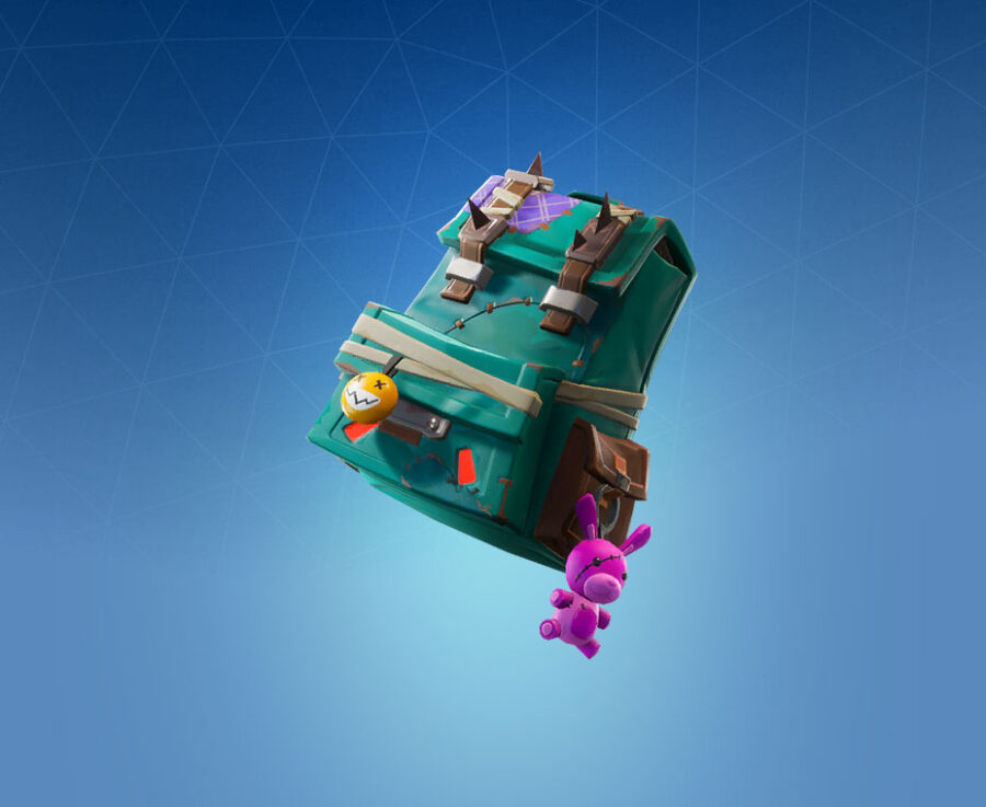 Puncture Pack Back Bling