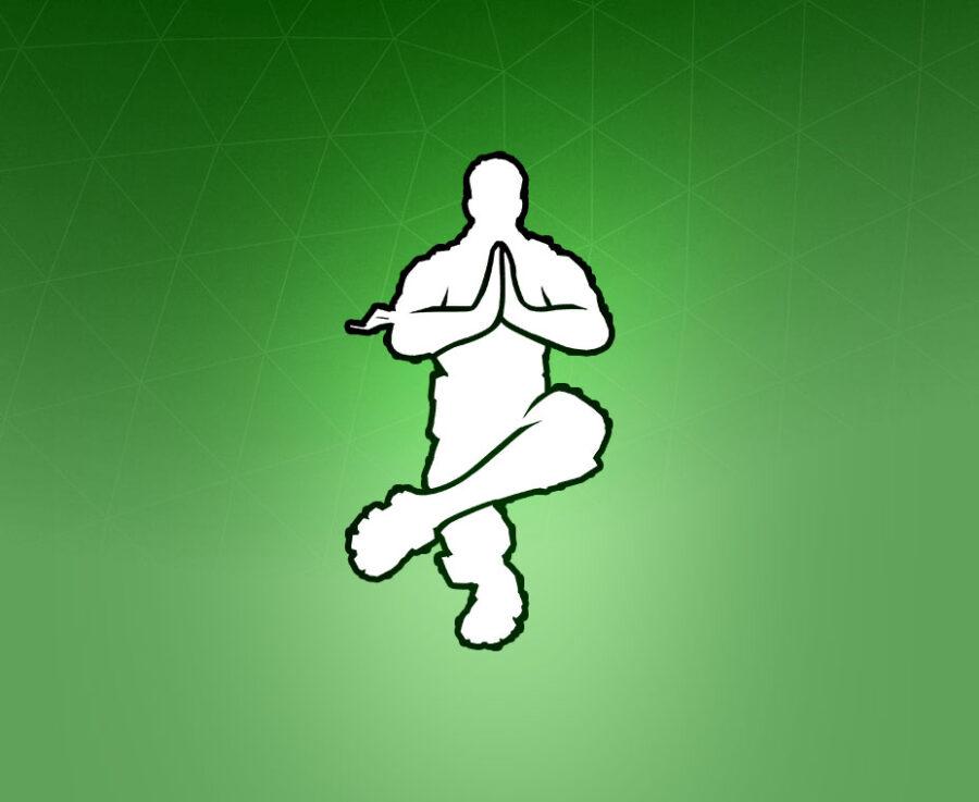 Shaolin Sit-Up Emote