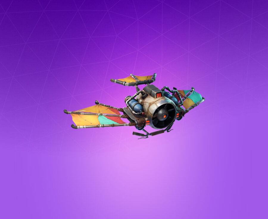 Junkjet Glider