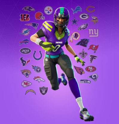 Fortnite Nfl Skins How To Buy Football Items What Do They Cost