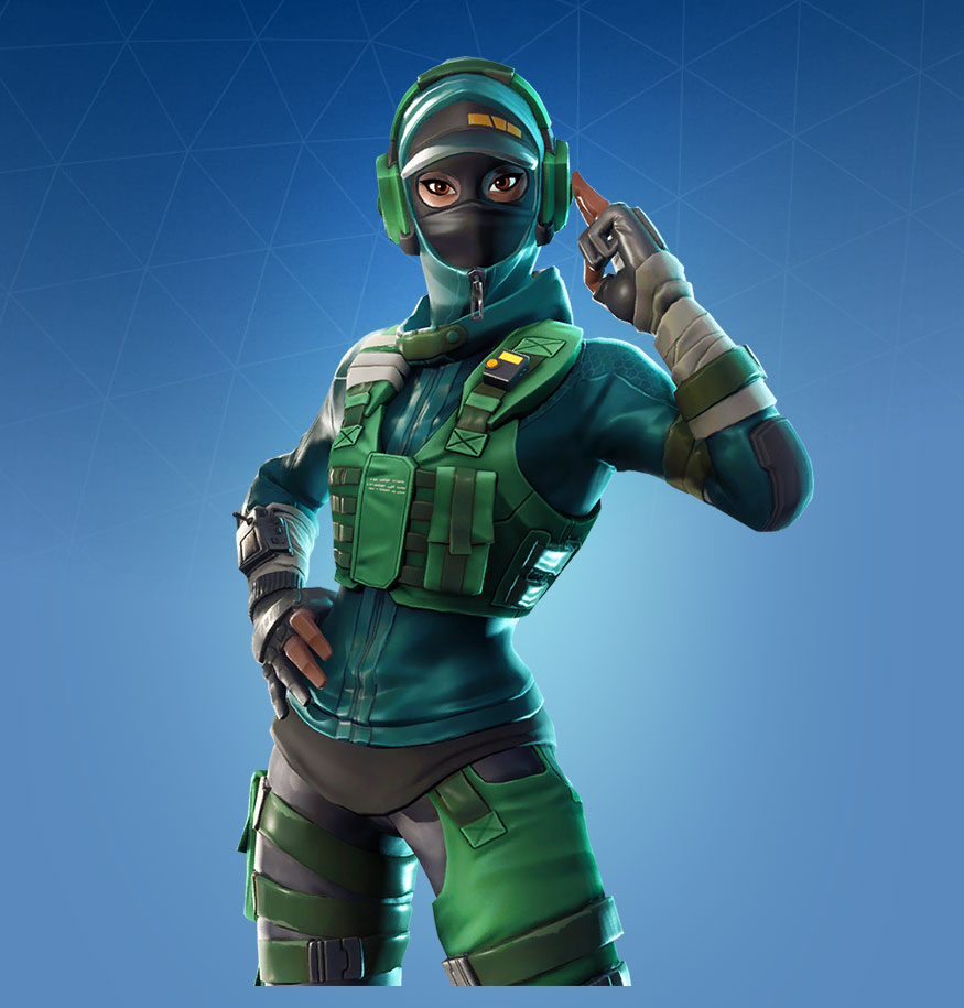 Fortnite Instinct Skin - Outfit, PNGs, Images - Pro Game Guides
