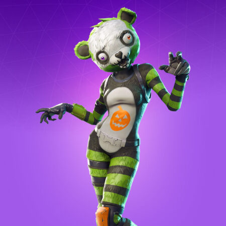 Spooky Team Leader skin
