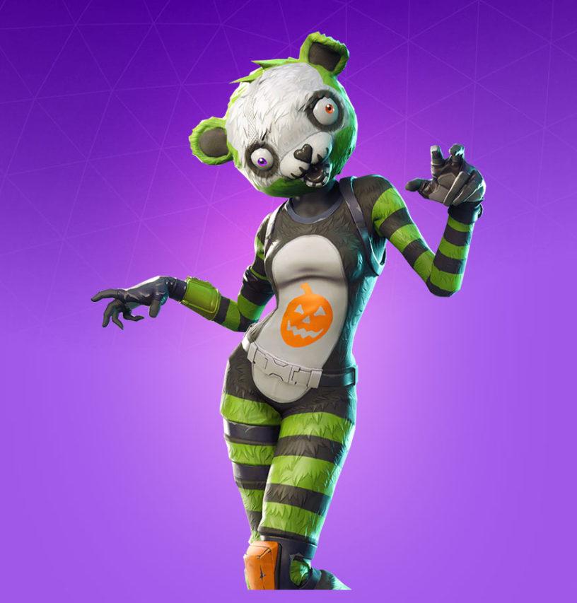 Spooky Team Leader Skin
