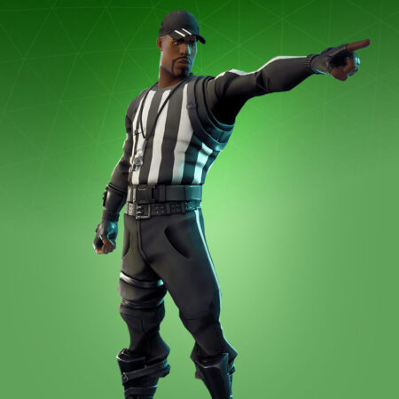 Striped Soldier skin