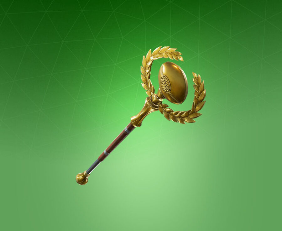 Golden Pigskin Harvesting Tool