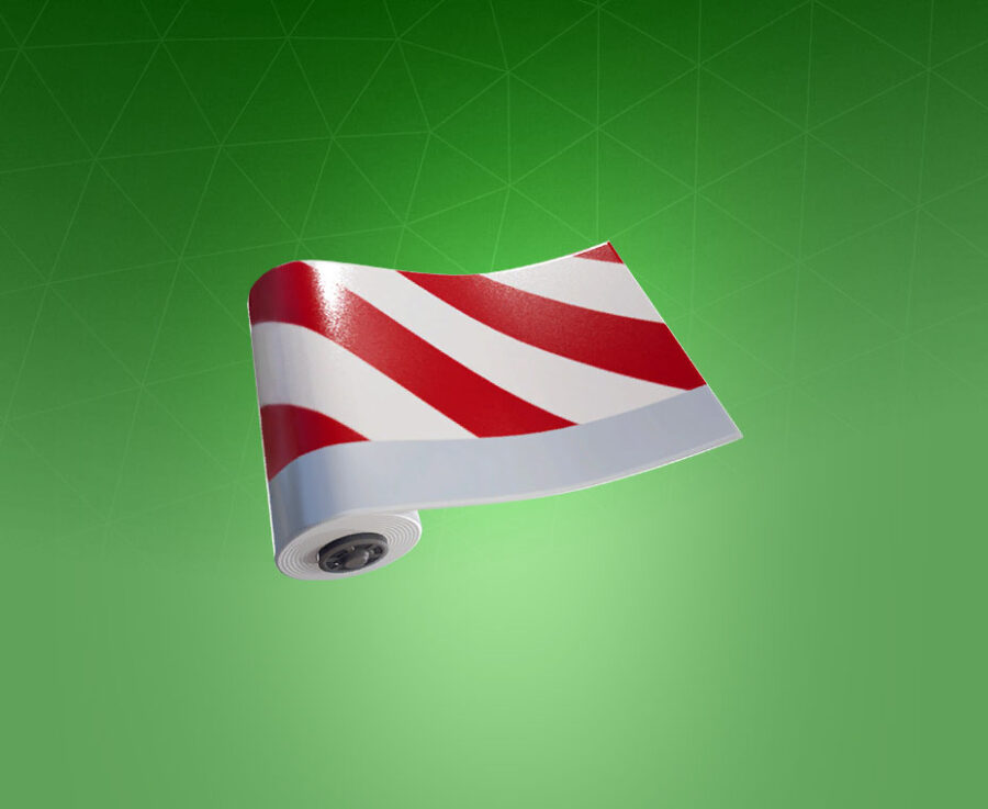 Candy Cane Wrap