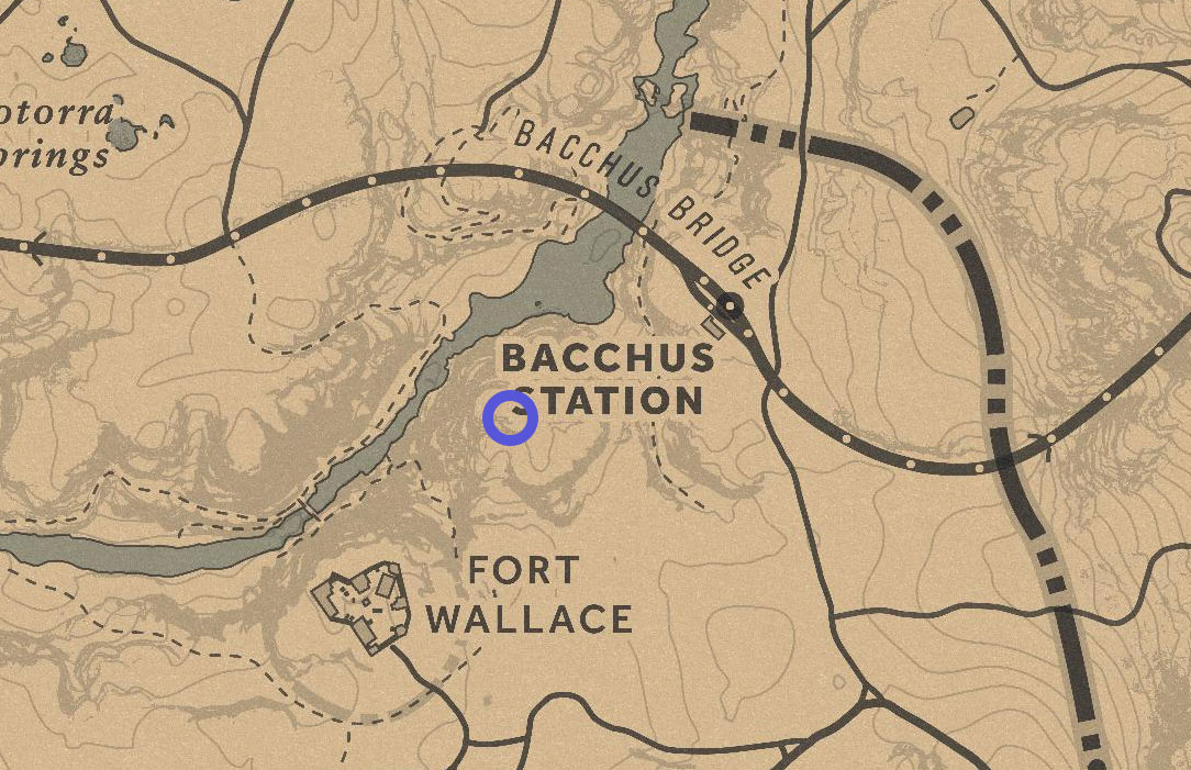 How to find all of the rock carving locations in red dead