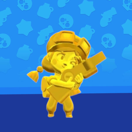 Brawl Stars True Gold Jessie