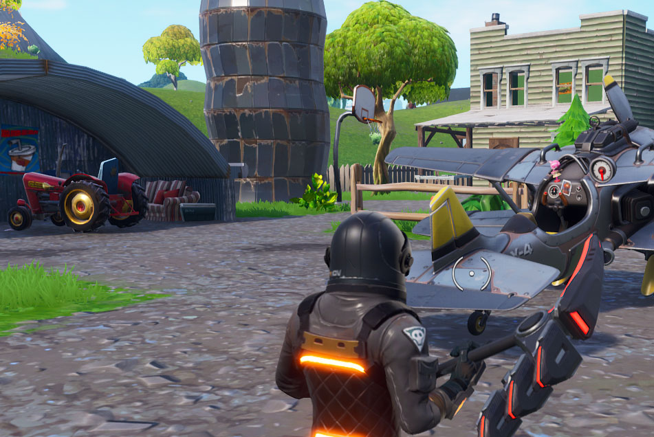 Fortnite Airplane Locations Guide X 4 Stormwing Controls Tips