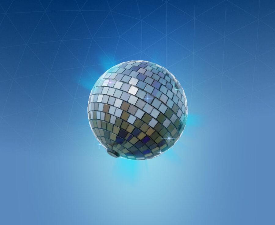 Disco Ball Back Bling