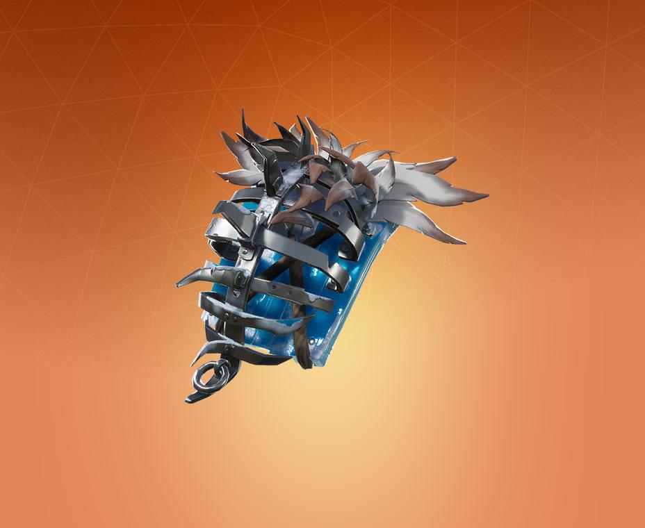 Frozen Iron Cage
