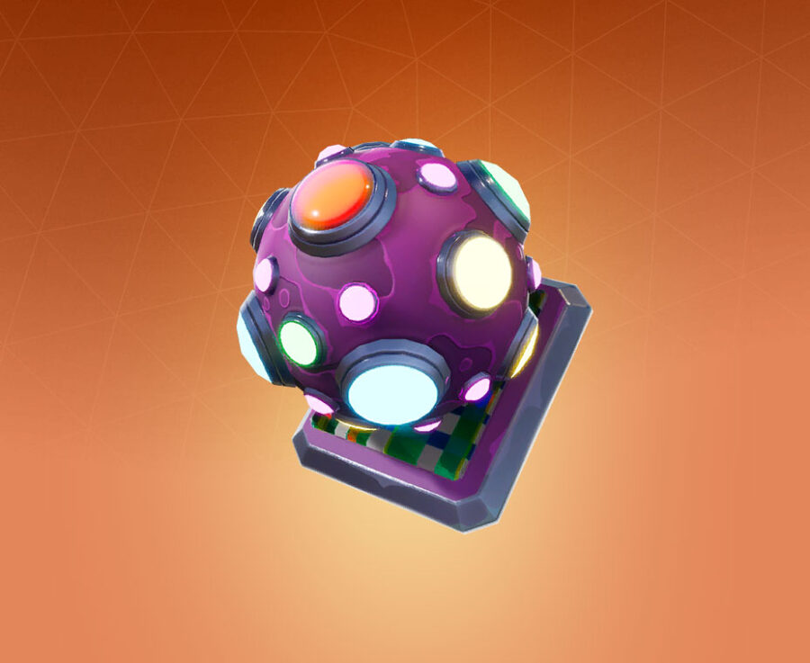 Glow Show Back Bling