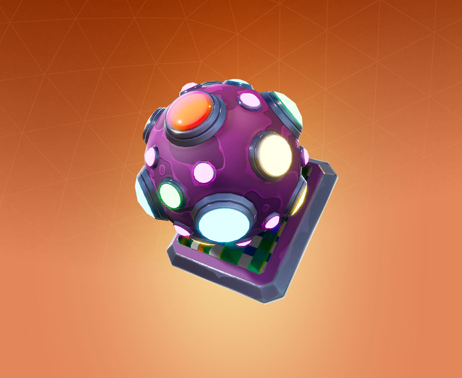 Fortnite Glow Show Back Bling Pro Game Guides