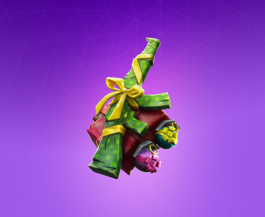 Perfect Present Back Bling