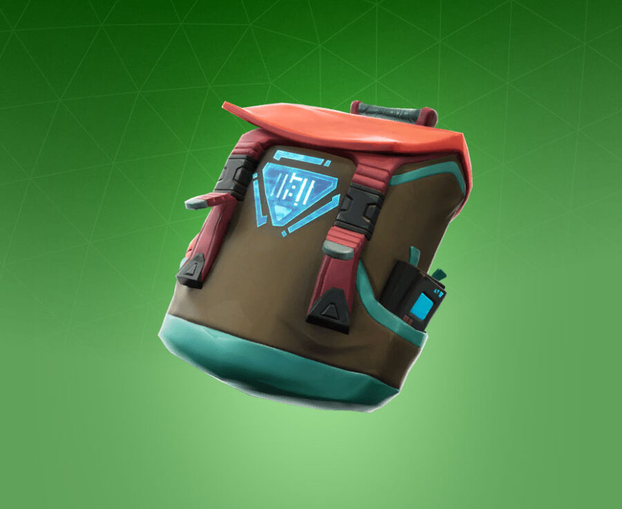 Trail Tote Back Bling