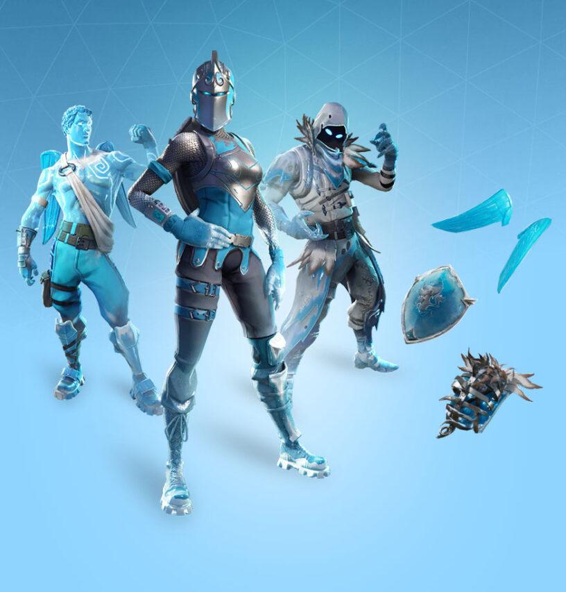 Frozen Legends Pack Bundle