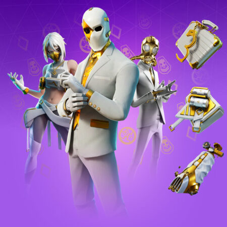 Double Agent Pack