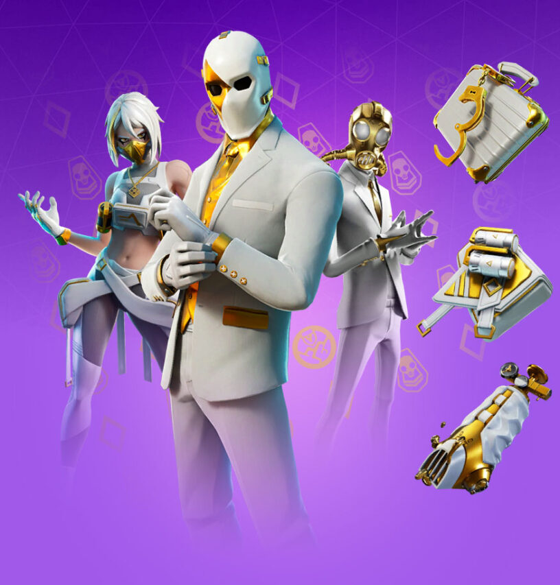Double Agent Pack Bundle