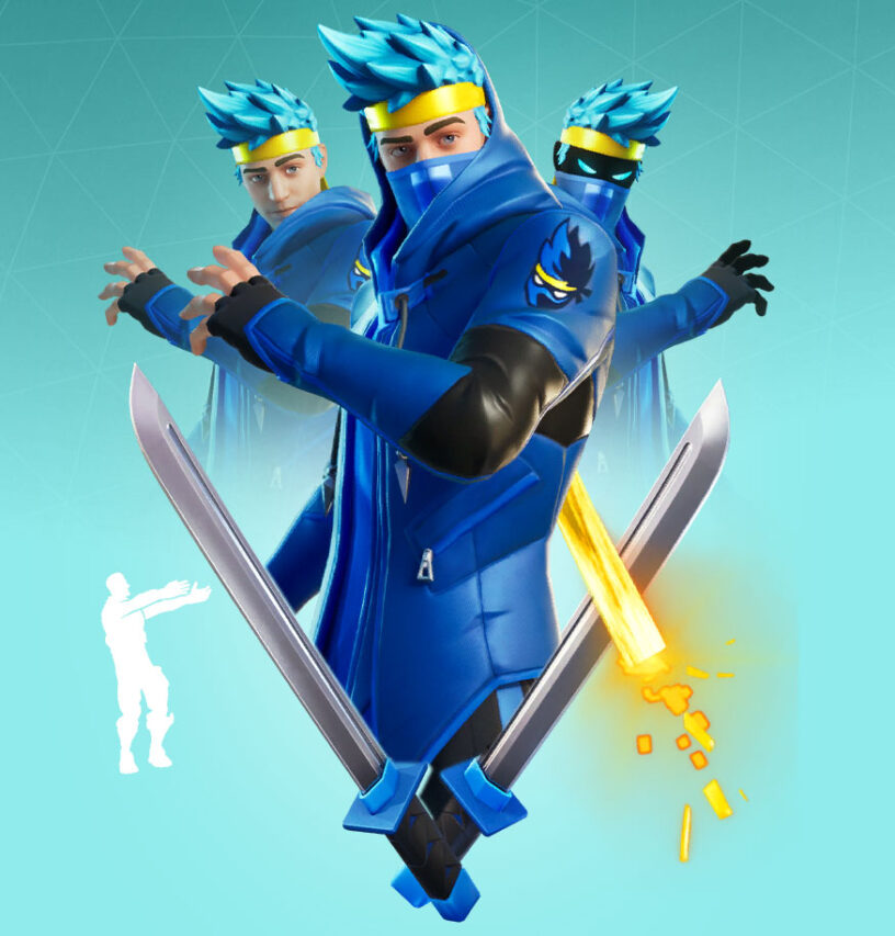 Fortnite Ninja Bundle Pro Game Guides We have all of his fortnite merch along with many other skip to content. fortnite ninja bundle pro game guides