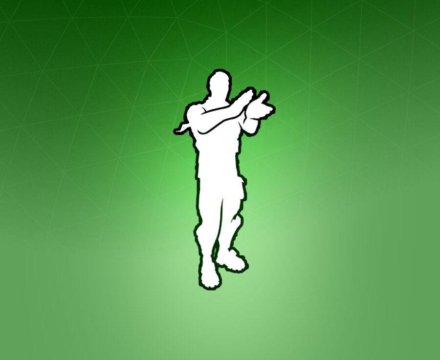 Golf Clap Emote