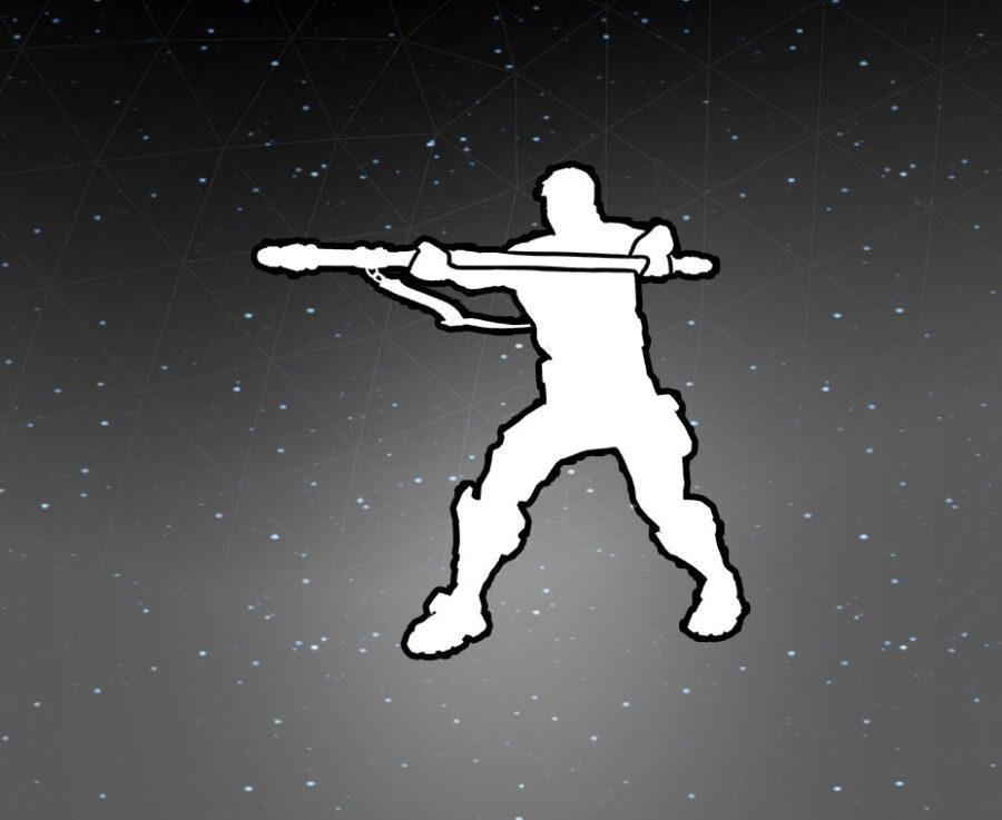 Jedi Training Emote