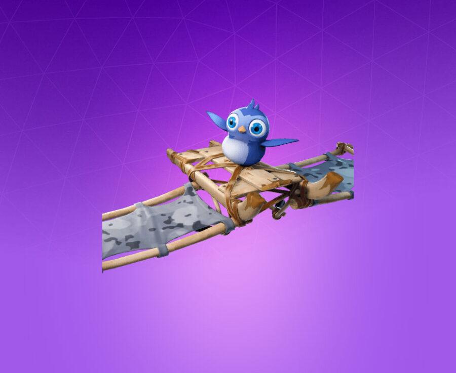 Rickety Runner Glider