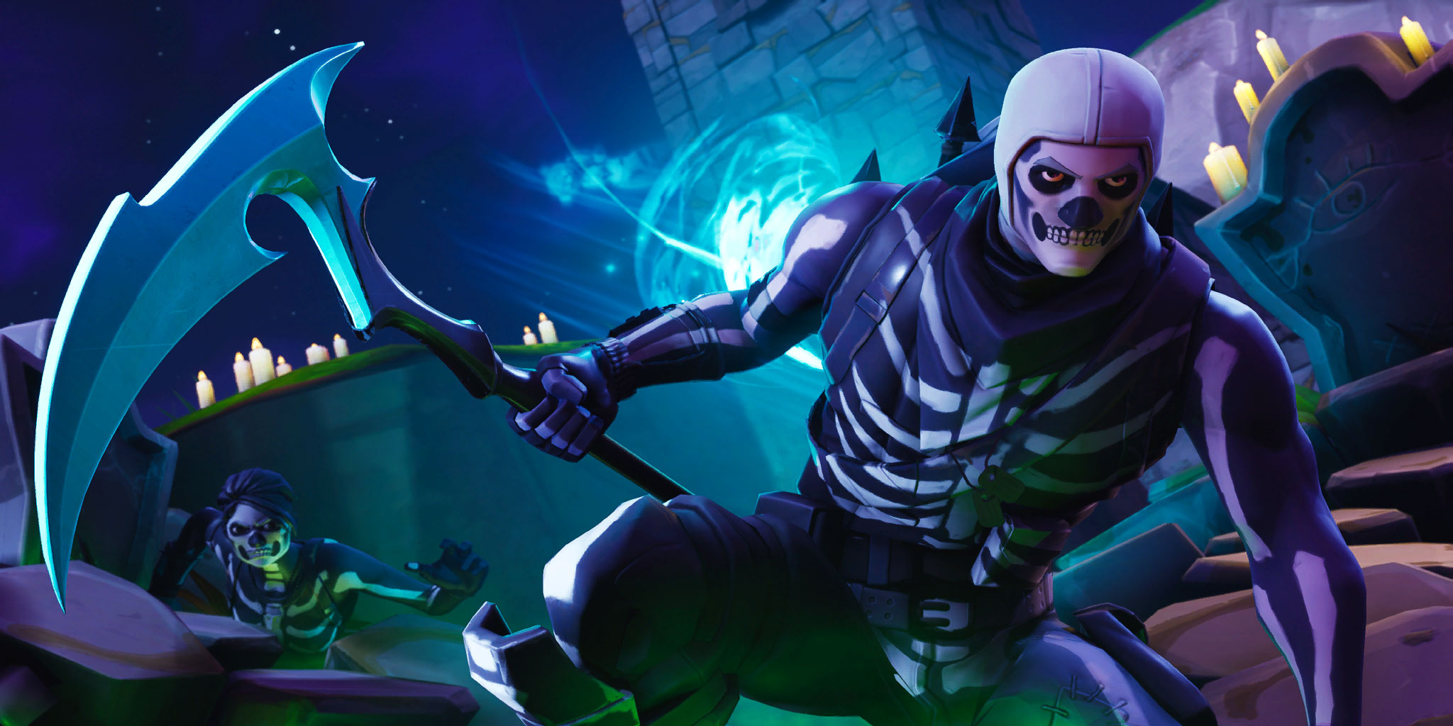 Fortnite Skull Squad Loading Screen Pro Game Guides