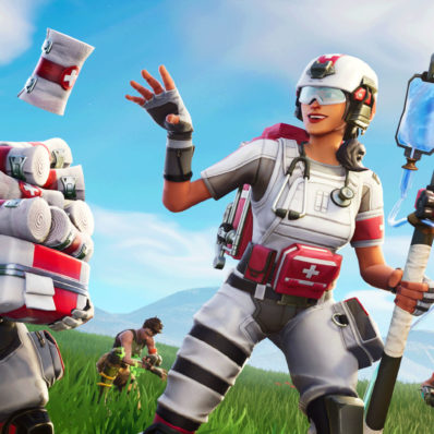 Fortnite Hands Off Loading Screen - Pro Game Guides