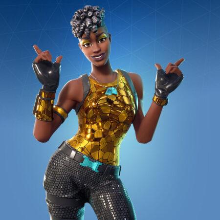 Disco Diva skin