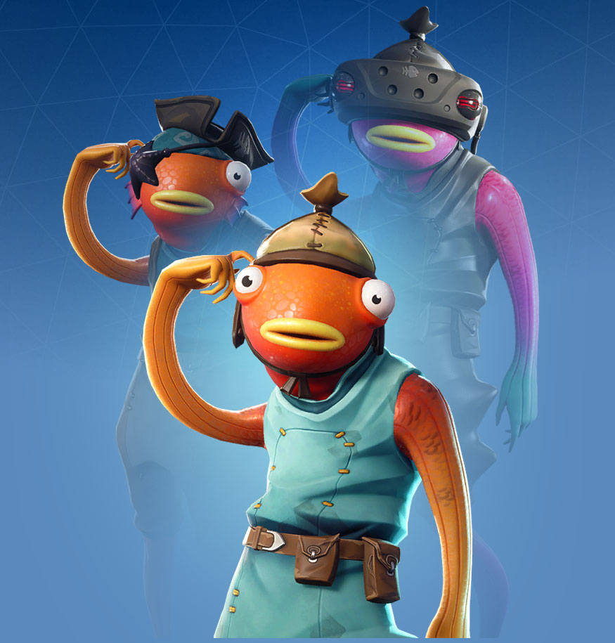 Fortnite Fishstick Skin Character Png Images Pro Game Guides