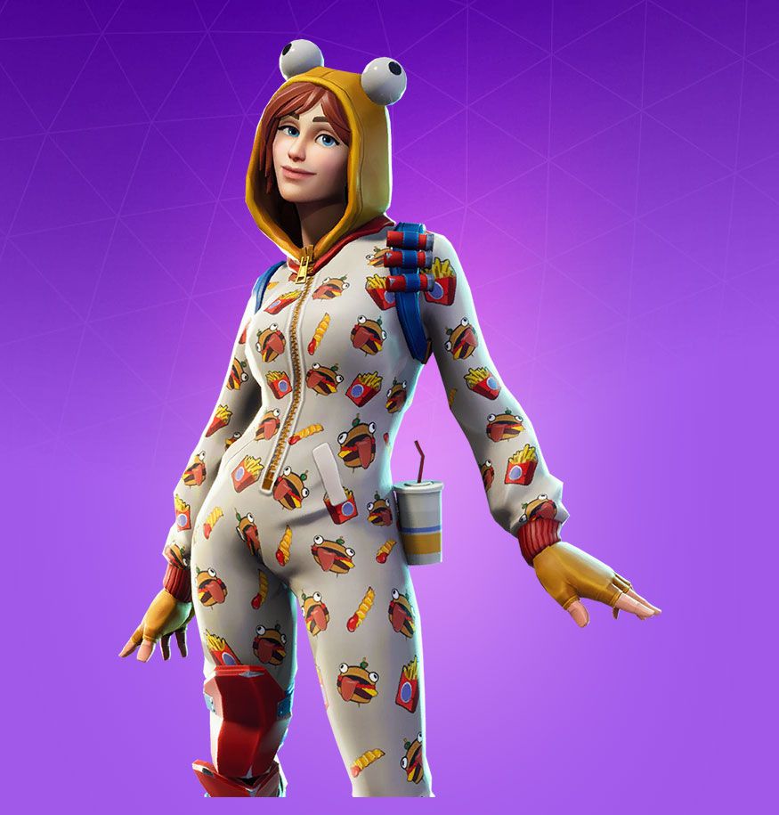 Onesie Skin Fortnite Cosmetic Pro Game Guides