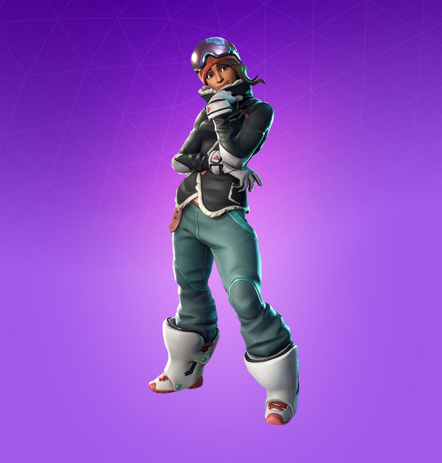 Fortnite Powder Skin - Outfit, PNGs, Images - Pro Game Guides