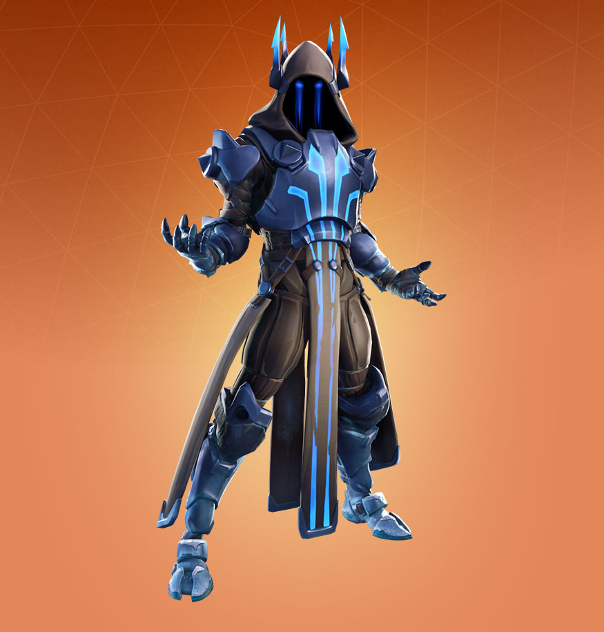 Fortnite The Ice King Skin Outfit Pngs Images Pro Game Guides