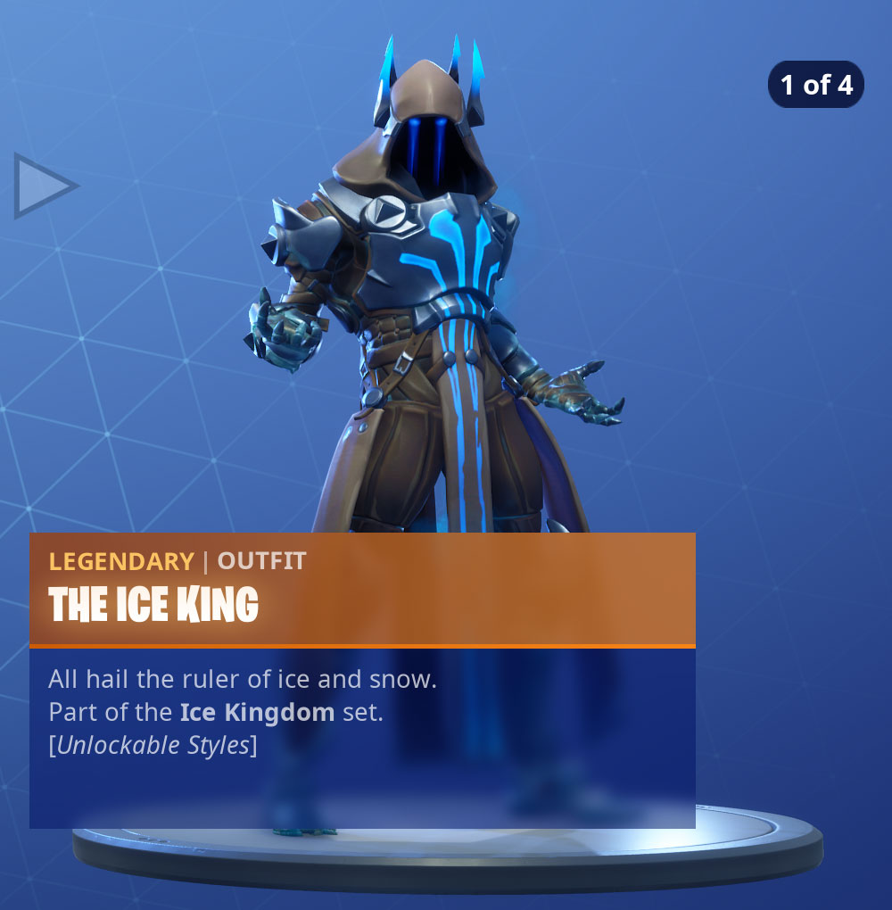 The Ice King (Tier 1)