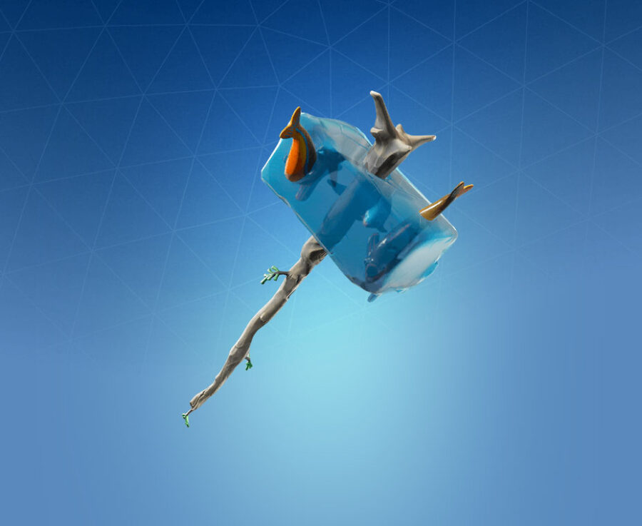 Abominable Axe Harvesting Tool