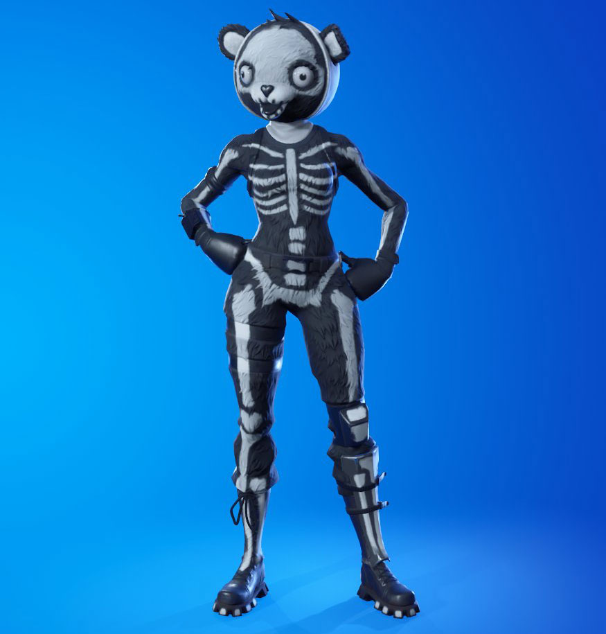 Skull Squad Leader Skin