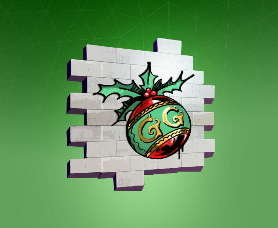 GG Ornament Spray