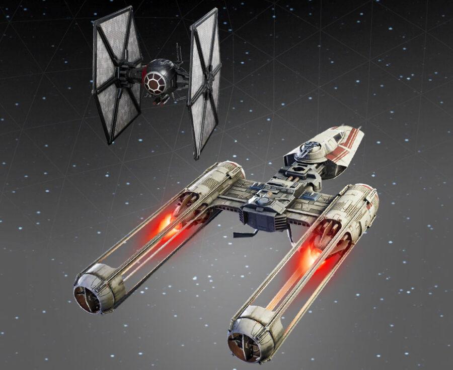 Starfighters Bundle