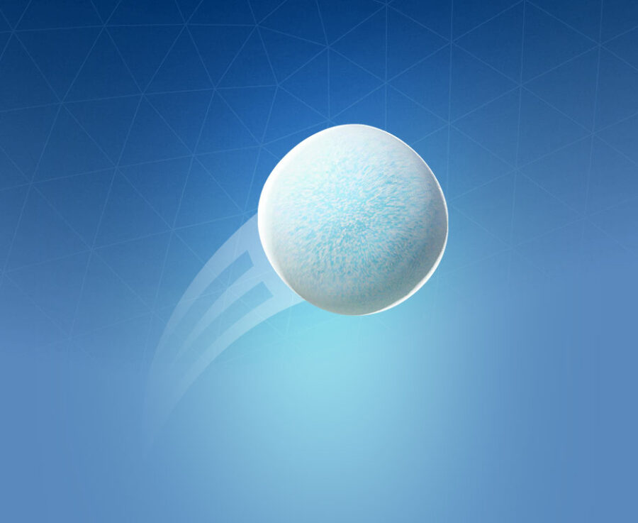 Snowball Toy