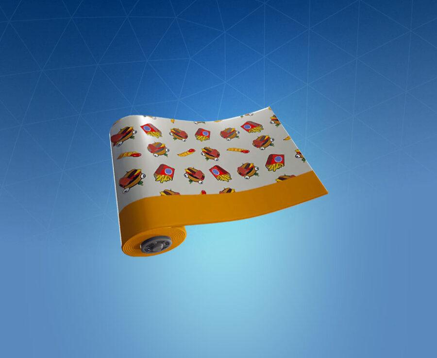 Durrr Burger Wrap