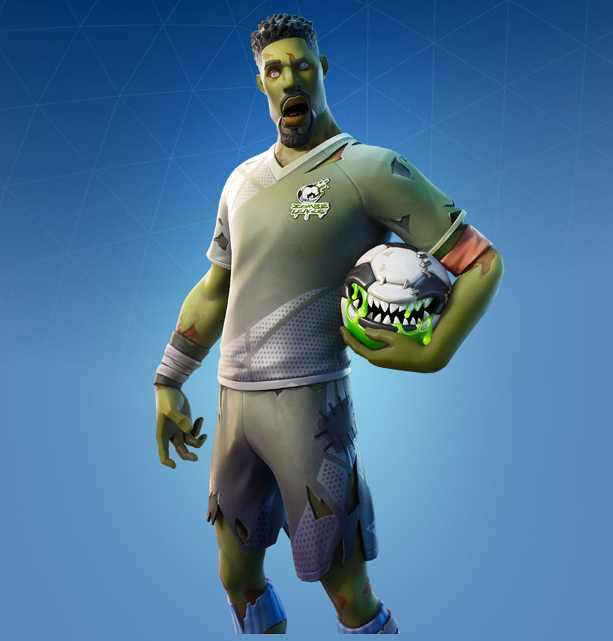 Fortnite Sinister Striker Skin Outfit Pngs Images Pro