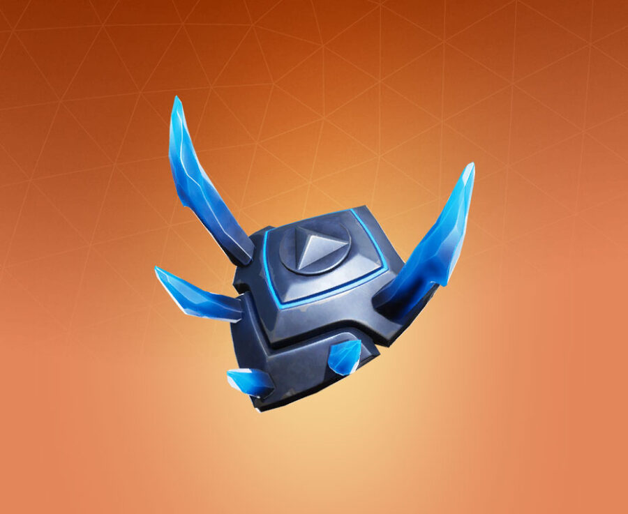 Ice Spikes Back Bling