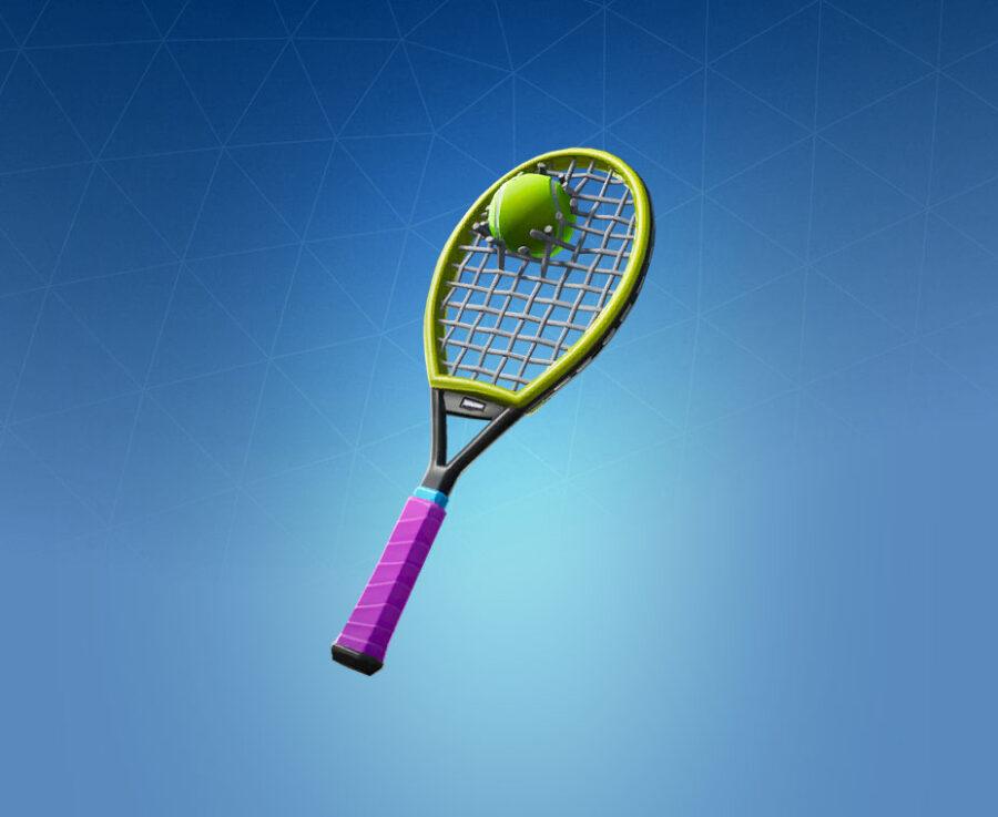 Used Racket Back Bling
