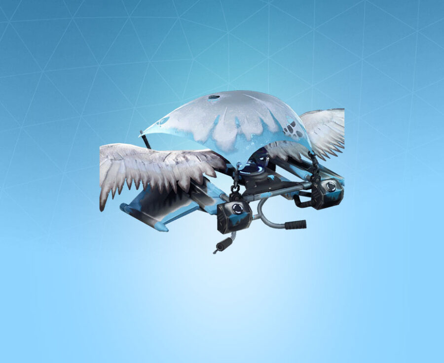 Frozen Feathers Glider