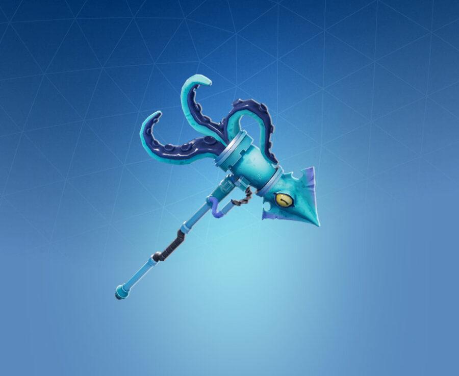 Squid Striker Harvesting Tool