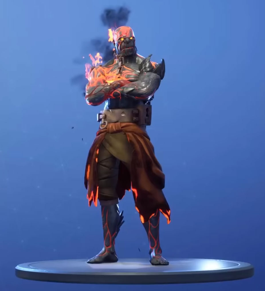 Fortnite The Prisoner Skin Outfit Pngs Images Pro