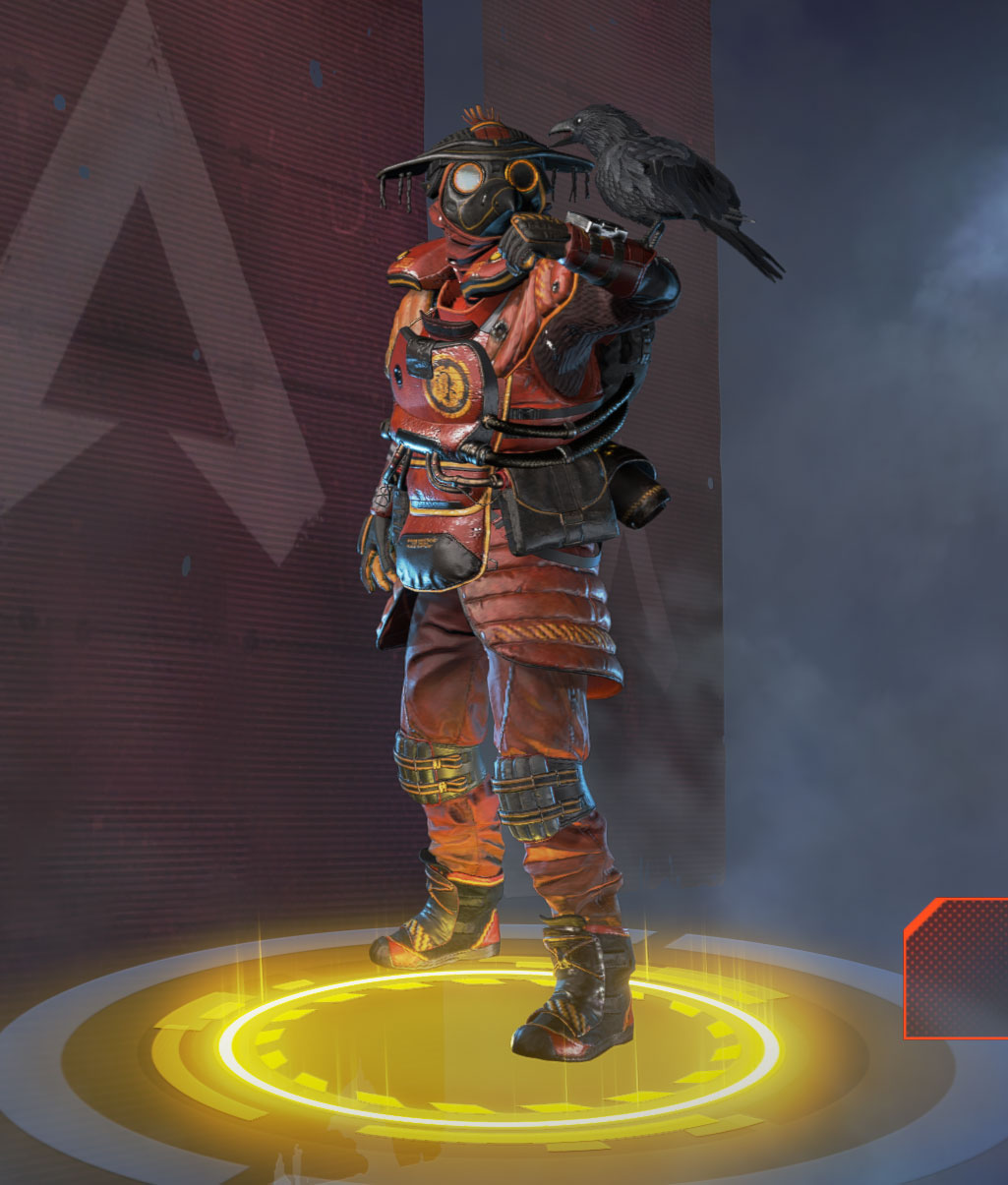 Apex Legends Bloodhound Guide Tips Abilities Skins Pro Game