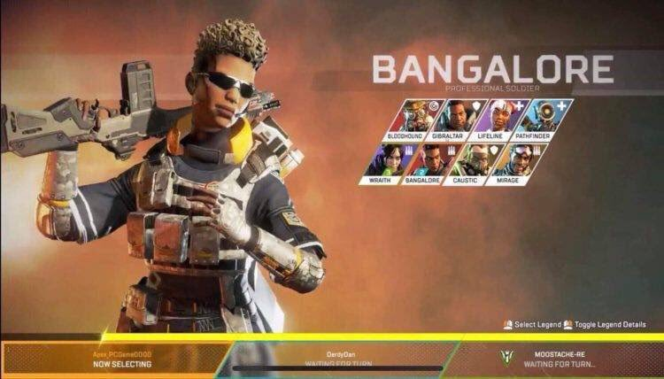 Apex Legends Characters List Guide – All the Current Classes