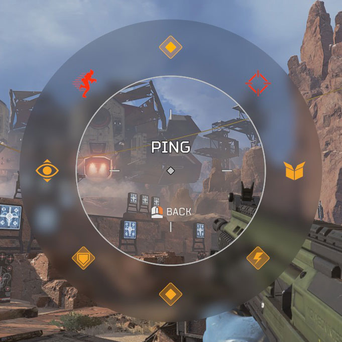 Apex Legends Ping System Guide – Menu, Ammo, Weapons, and