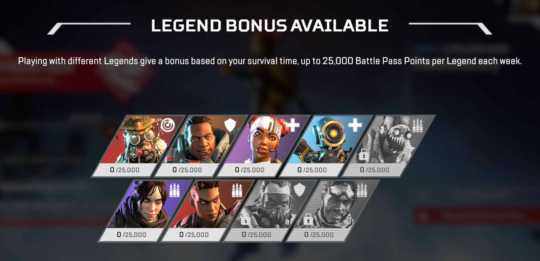 Apex Legends: How-to Level Up Your Battle Pass Fast – Gaining the